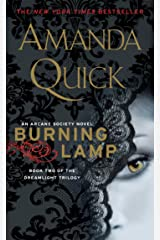Burning Lamp: Book Two in the Dreamlight Trilogy (Arcane Society Series 8) Kindle Edition