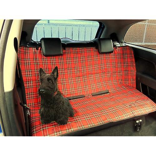 Cubreasientos protector para coche, de XtremeAuto®. Impermeable. Para el asiento o el