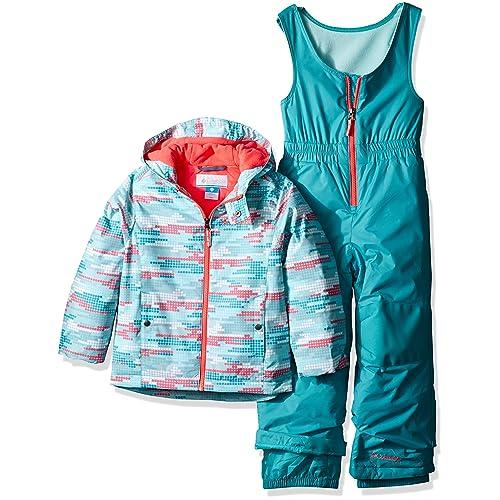 25101dec6 Columbia Toddler Snowsuit: Amazon.com