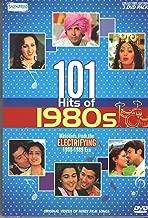 101 Hits of 1980s - Songs DVD