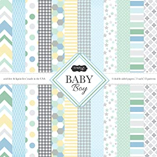 Best baby themed scrapbook paper Reviews
