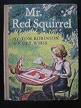 Mr. Red Squirrel