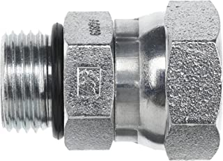 Brennan Industries 6805-L-10-08-NWO-SS Stainless Steel 90 Degree Elbow Long Tube Fitting 5//8 Male Adjustable O-Ring Boss x 5//8 Female NPTF 7//8-14 SAE ORB x 1//2-14 NPTF Thread Inc. 7//8-14 SAE ORB x 1//2-14 NPTF Thread