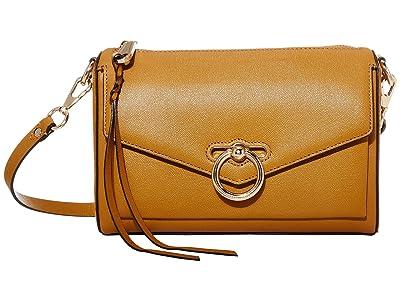 Rebecca Minkoff Jean Mac (Nutmeg) Cross Body Handbags