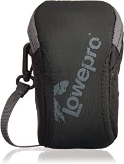 Lowepro Dashpoint 10 A Colorful, Protective and Outdoor-Inspired Pouch with A Flexible Attachment System, Grey, (LP36438-0WW)