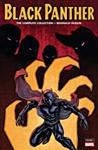 Black Panther by Reginald Hudlin: The Complete Collection Vol. 1