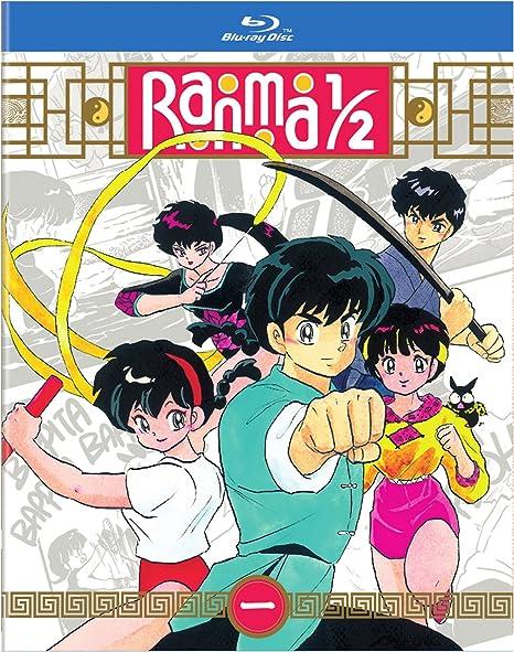 Ranma 1/2  Dual Áudio 1989 / 1995 - BluRay 1080p Remux Completo