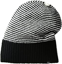Echo Design - Soft Stretch Mini Stripe Hat