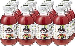 Georgia's Natural100% Organic Cold Pressed Essential Pink Juice, 300 ml x 12