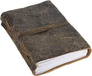 Gusti Cuero studio Cuaderno Libreta Formato A6 200 Páginas Universidad Papelería Vintage Retro Álbum Fotos Bloc de Notas Poesía 2P21b-24-6