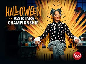 Halloween Baking Championship, Season 6