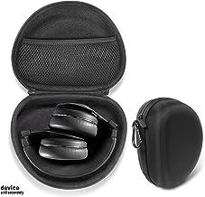 Over Ear Headphone Case for Mpow H7, Kygo Life A9/600, Samsung Level On PRO; JBL Duet, Synchros E40BT, S400BT, E40BT, Synchros E50BT, Everest 700, Elite 700; ATH-M50x/50, M70X, M50xMG; Beats Pro