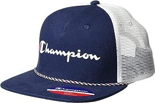 Champion Men's Fade Away Truck Hat, navy, OS