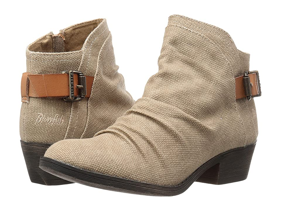 Blowfish Seastie (Desert Sand Rancher Canvas/Dyecut PU) Women