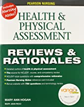 Pearson Nursing Reviews & Rationales: Health & Physical Assessment (Reviews and Rationales)