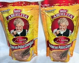 2 X Nestle Chocolate Abuelita Granulado Granulated Make Hot Cocoa Drink 22oz