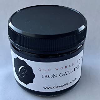 Old World Ink Iron Gall Ink (60ml/2oz Bottle)