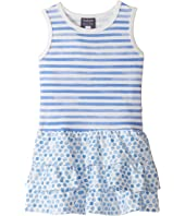 Toobydoo - Ruffle Tank Dress (Toddler/Little Kids/Big Kids)