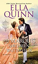 The Marquis She's Been Waiting For (The Marriage Game Book 9)