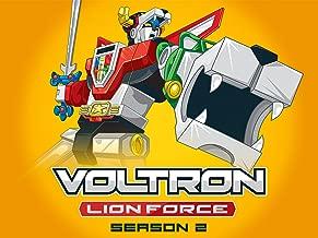Voltron: Lion Force Season 2