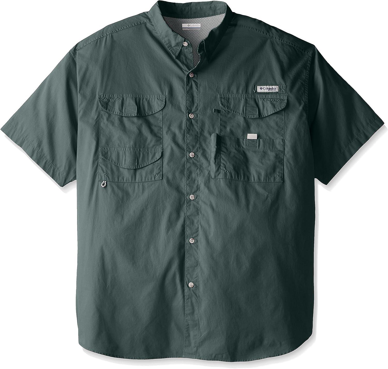 Columbia Sportswear Ranking TOP20 Men's Bonehead Minneapolis Mall Commando Sleeve Short Shirt