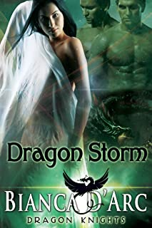 Dragon Storm (Dragon Knights Book 9)