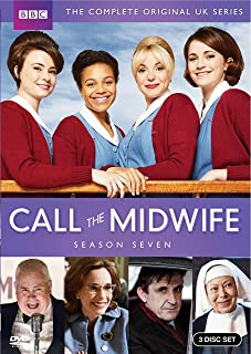 Call the Midwife: S7 (DVD)