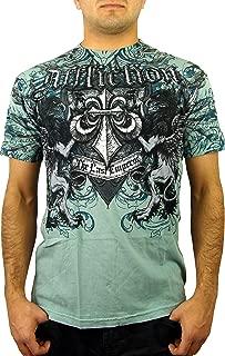 Fedor Emelianenko Emperor Short Sleeve Graphic Fashion MMA UFC Signature series T-shirt Top For Men
