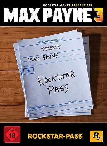 Max Payne 3: Rockstar Pass [PC Code - Steam]