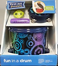 Best first act discovery fun in a drum Reviews