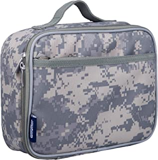 Wildkin Kids Insulated Lunch Box for Boys and Girls, Perfect Size for Packing Hot or Cold..