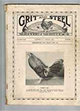 Grit and Steel: Devoted to the Game Fowl. March 1948