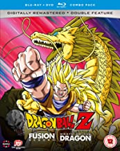 Best Dragon Ball Z Movie Collection Six: Fusion Reborn/ Wrath of the Dragon - DVD/Blu-ray Combo Review