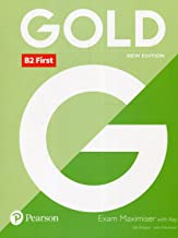 Permalink to Gold B2 First New Edition Exam Maximiser with Key [Lingua inglese] PDF
