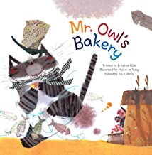 Mr. Owl's Bakery: Counting in Groups (Math Storybooks)
