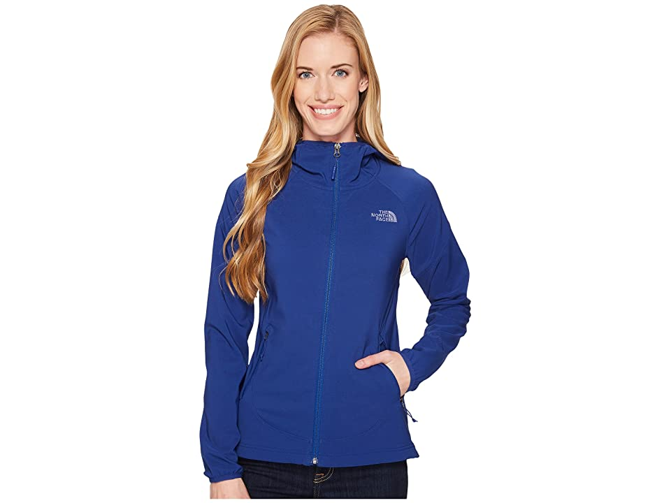 The North Face Nimble Hoodie (Sodalite Blue) Women