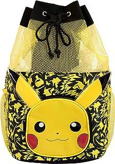 Pokemon Bolsa de Natación para Niños Pikachu