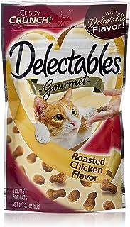 Hartz Delectables Cat Treats, Roasted Chicken