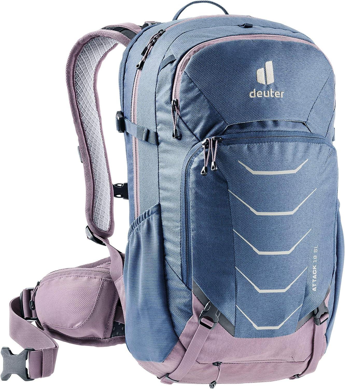 宅配便送料無料 deuter Attack 18 全商品オープニング価格 SL Women's Protector Bicycle Backpack with