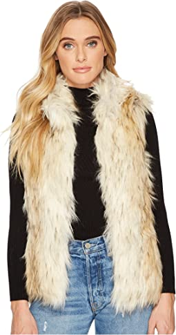 BB Dakota - Elvan Faux Fur Vest