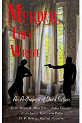 Murder They Wrote Kindle Edition