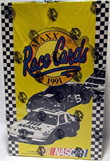 1991 MAXX NASCAR RACE CARDS