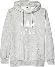 adidas Originals Men's Trefoil Fleece Hooded Sweatshirt