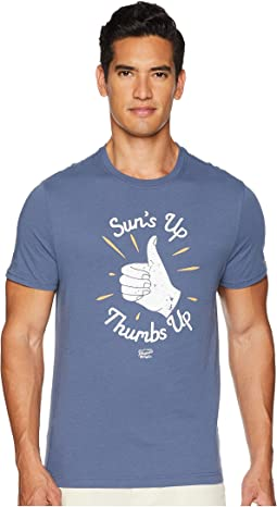 Sun's Up Thumb's Up T-Shirt