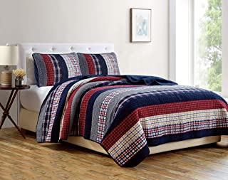 masculine patchwork quilts
