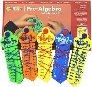 Learning Wrap-ups Pre-Algebra Intro Kit Self Correcting Math Problems