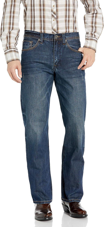 Stetson Men's Modern Jean Long Beach Mall Import Leg Straight