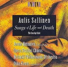 Sallinen Songs Of Life And De