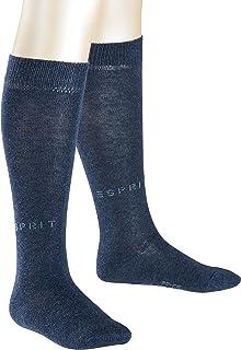 Esprit, Foot Logo Double Pack Calentadores, Niños
