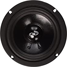 Pyle 5 Inch Woofer Driver - Upgraded 200 Watt Peak High Performance Mid-Bass Mid-Range Car Speaker 450Hz - 7kHz Frequency Response 15 Oz Magnet Structure 8 Ohm w/ 92dB and Paper Coating Cone - PDMR5